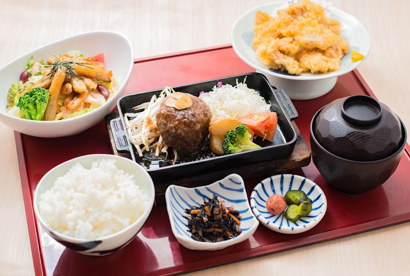 九州ご当地選べる定食
