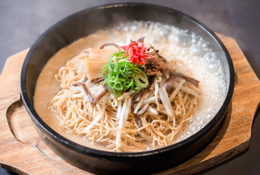 博多三大名物麺料理